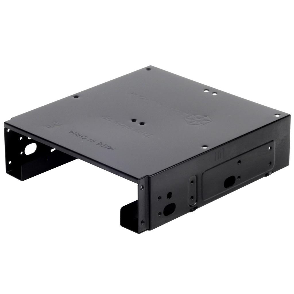 銀欣  SDP10   5.25吋 硬碟轉接架 可同時安裝1顆3.5吋與2顆2.5吋