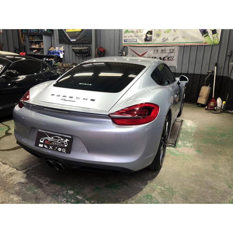 BMW Z4 Lexus IS250 Porsche Cayman 981 原廠卡鉗改色 耐高溫卡鉗噴漆 各車系皆可改色