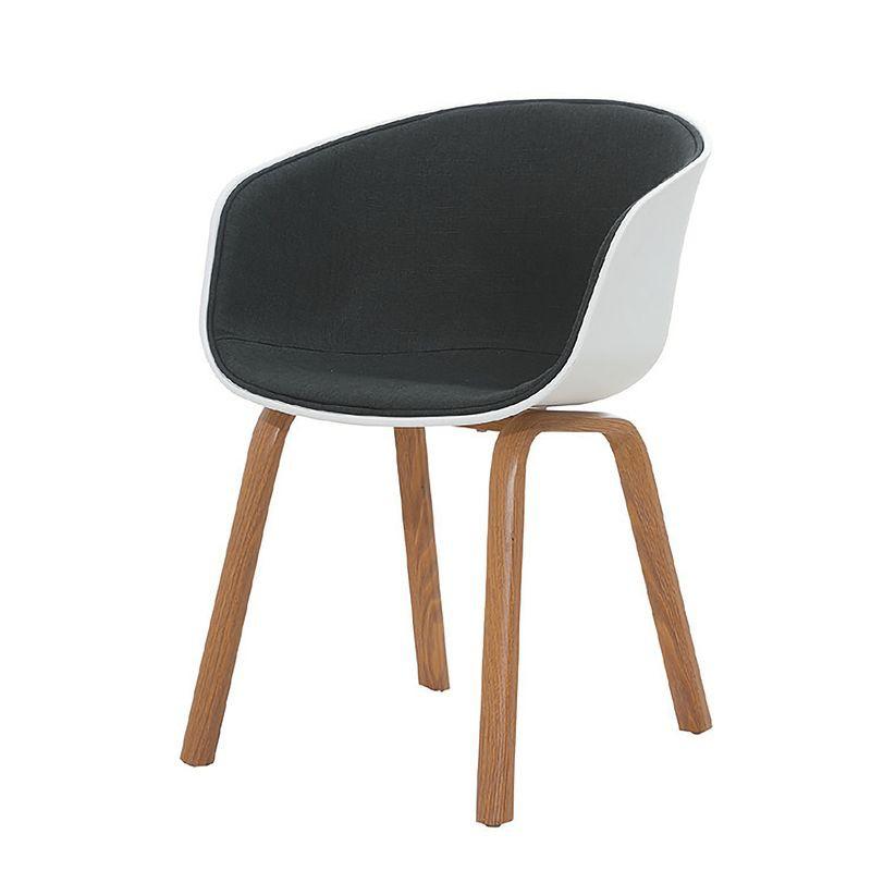 【YA756-7】卡斯爾餐椅(深灰色)