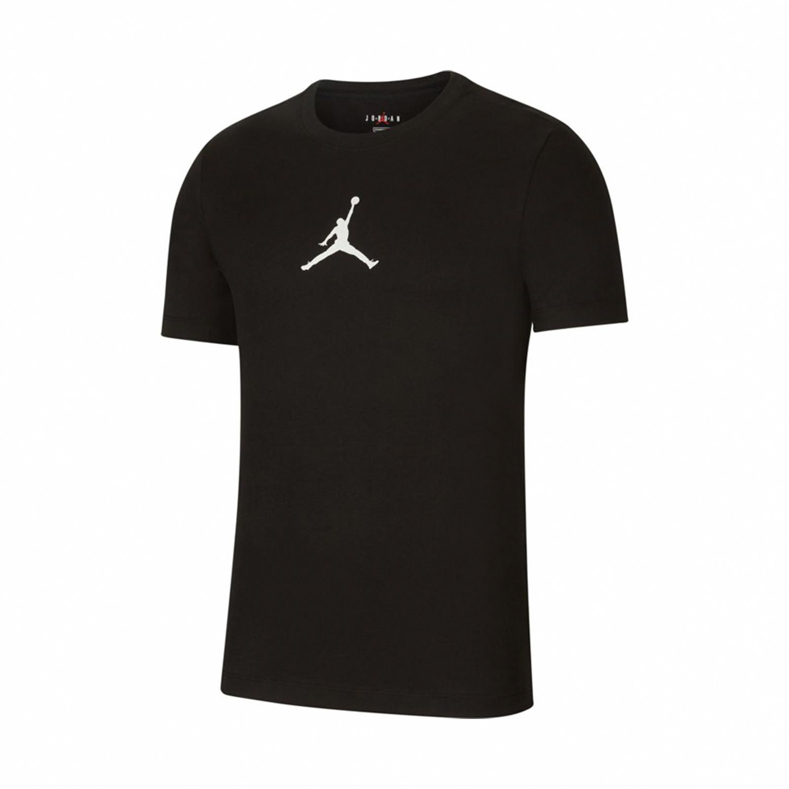 Nike 短袖T恤 Jordan Jumpman Tee 黑 白 男款 短T 喬丹 【ACS】 CW5191-010