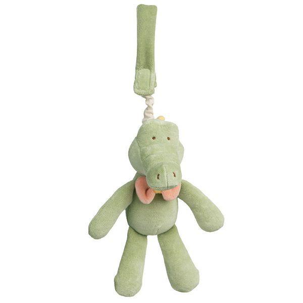 【麗兒采家】美國 miYim 推車吊掛娃娃~鱷魚