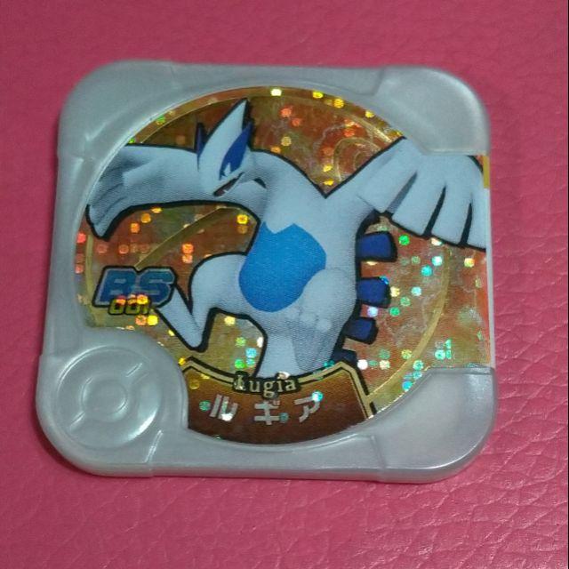 現貨 神奇寶貝pokemon tretta 卡匣 特別01彈 大師等級 級別 四星 4星 洛奇亞