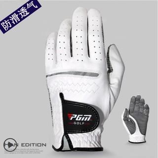 【熱銷】Golf高爾夫球手套男士 羊皮材質左手右手單只雙手 柔軟透氣運動手套 手掌防滑粒設計 單只裝 臺中市
