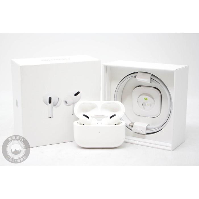 【高雄青蘋果3C】APPLE AirPods Pro 藍芽耳機 A2083 A2084 台灣公司貨 #56023
