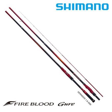 公司貨 SHIMANO 19年 熱血 FIRE BLOOD GURE 哭累 頂級 磯釣竿 濱海釣具