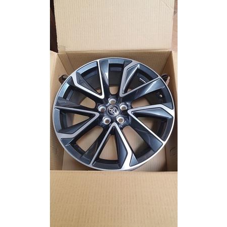 Toyota Auris/Corolla sport 原廠18寸鋁圈 雙色切削 輪框  「單顆販售」