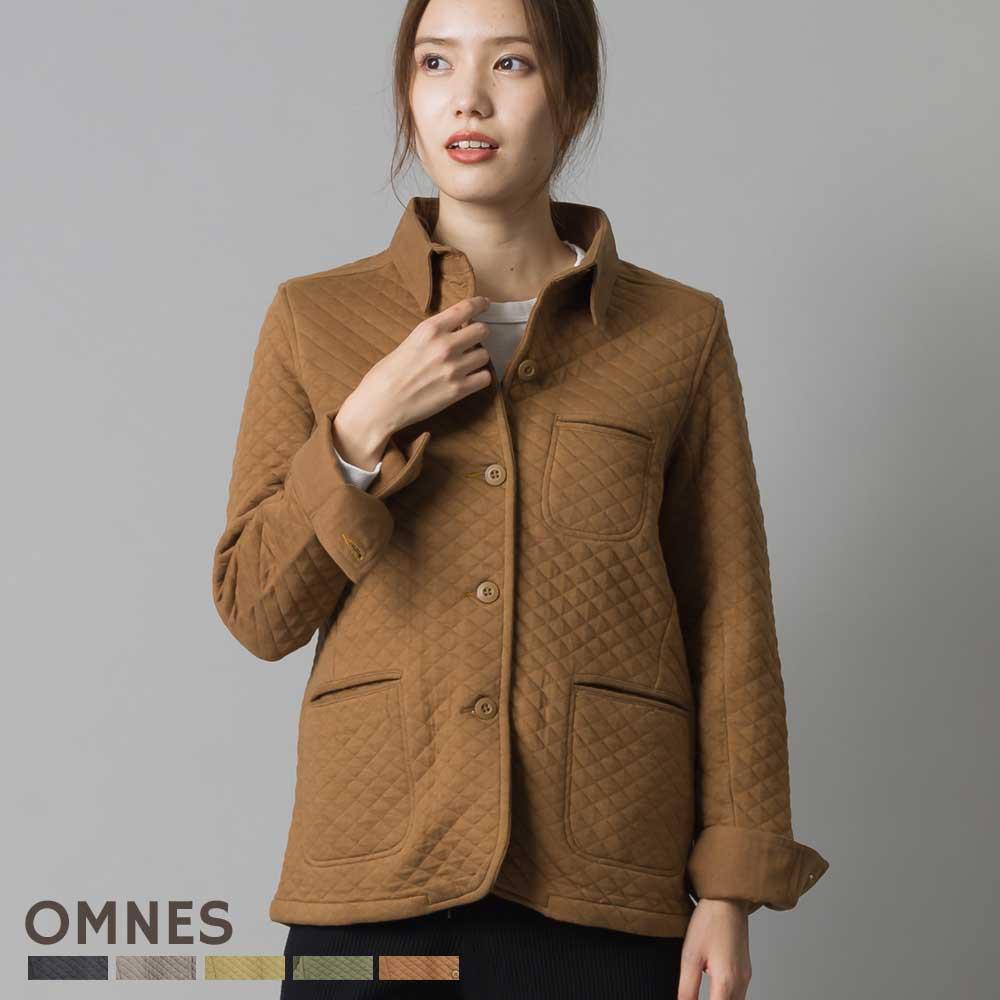 日系品牌 OMNES\棉製外套\棉縫薄外套