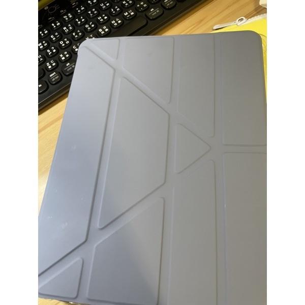 【二手】2021 iPad Pro 11吋保護套 氣囊筆槽款 透明背殼 變形金剛