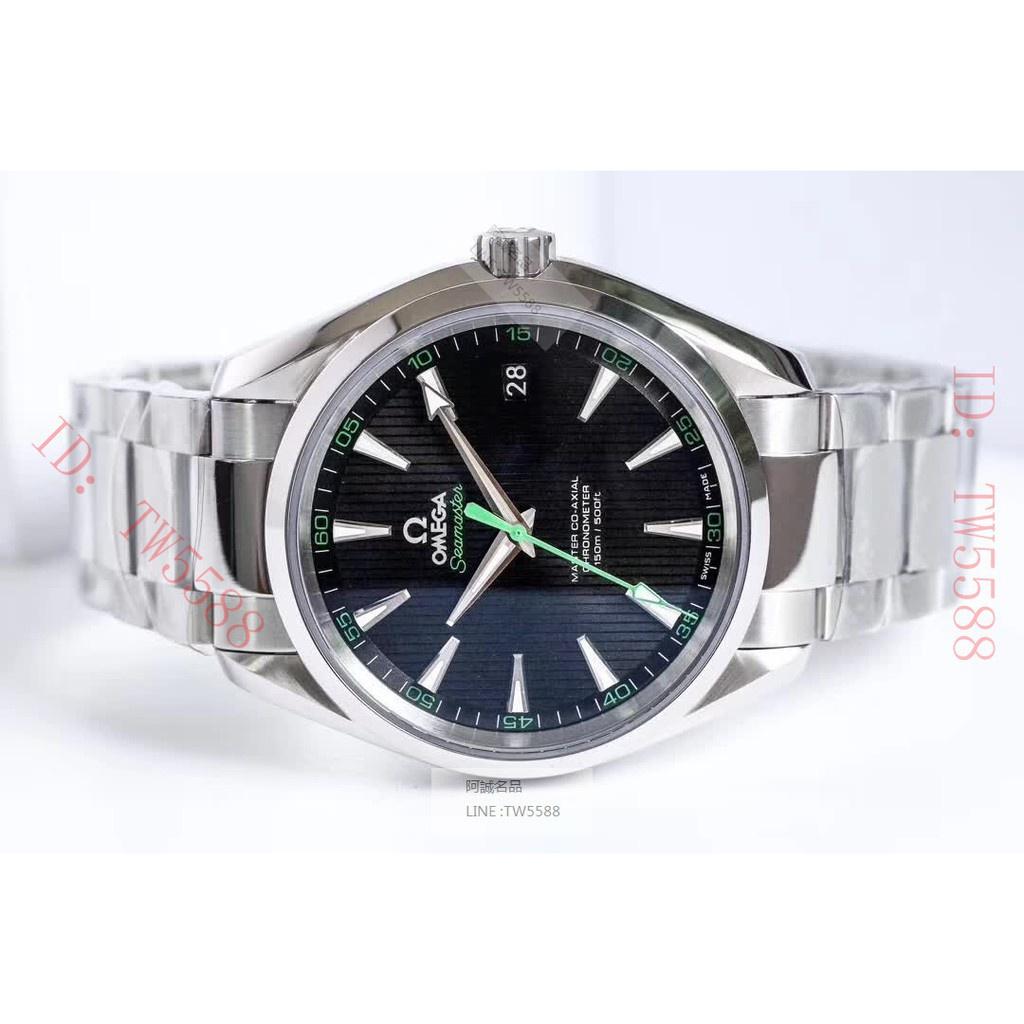 歐米茄omega搭載VS全新一體機8500機芯海馬系列AQUATEERA1501手錶送禮男女錶