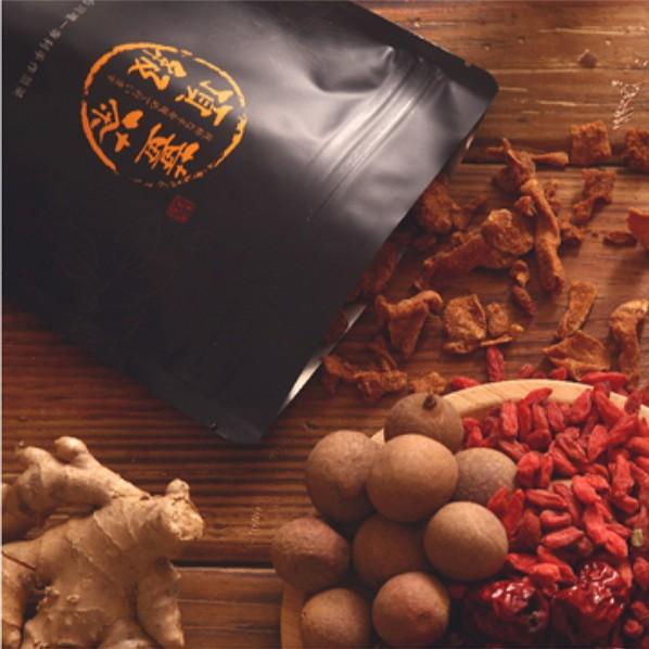 【暖暖純手作】黑糖薑茶(5袋組,三口味任選) iCarry