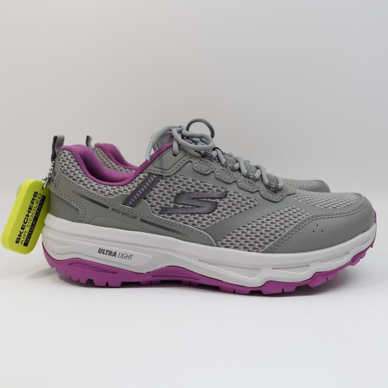 SKECHERS GO RUN TRAIL ALTITUDE 女生款 慢跑鞋 128200WGYPR 防潑水 運動鞋 健