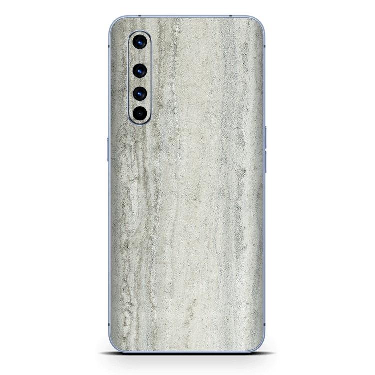 機膚GoatFilm 精準開孔背貼包膜 適用於 Realme X50 Pro 3M紋理環保材質