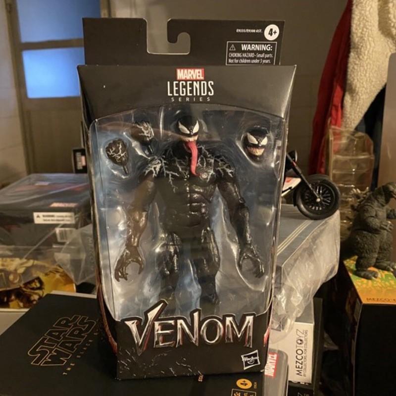 Marvel Legends 6吋 電影版 Venom 猛毒