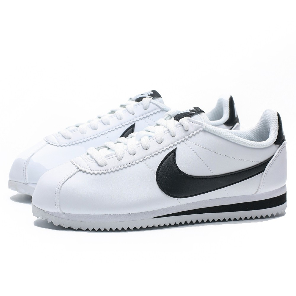 NIKE WMNS CLASSIC CORTEZ LEATHER 女鞋 休閒 運動 807471101