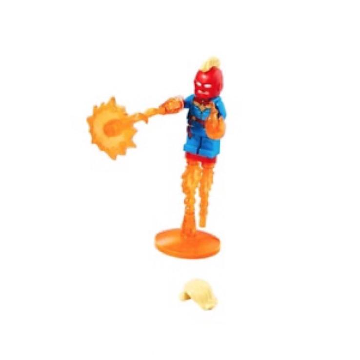 樂高 LEGO 驚奇隊長(76153)