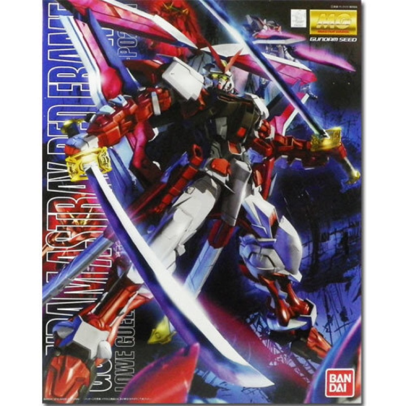 BANDAI MG 1/100 紅異端 鋼彈 SEED ASTRAY RED FRAME