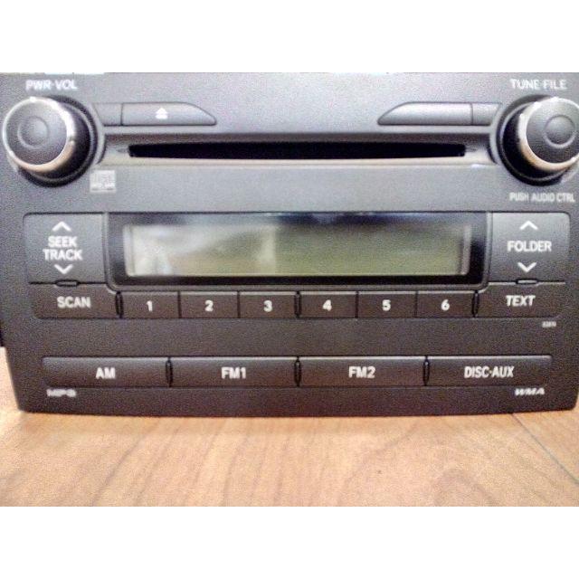 Toyota ALTIS 原廠 汽車音響 Panasonic CQ-JS70G94D