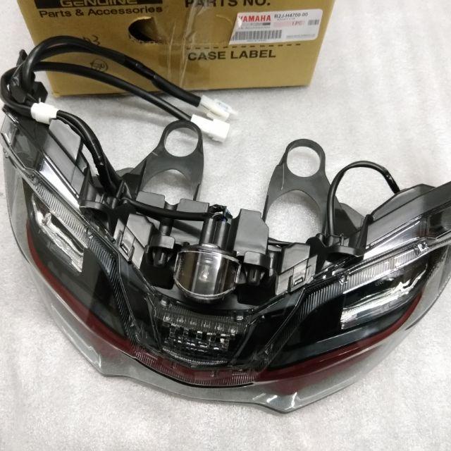 YAMAHA 山葉 原廠 勁戰 五代 五代 ABS 方向燈 後燈殼 後方向燈 方向燈組 (含燈泡線組)