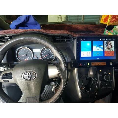 WISH 安卓機 10.2吋 專用機外框 車機 汽車 音響 影音 倒車顯影 導航 安卓機