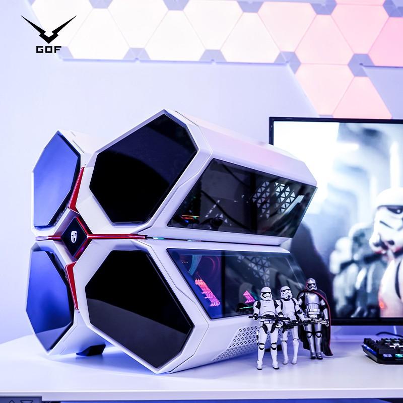 【小可愛】GOF工蜂 i7 10700K/RTX3080/i9 10900k/RTX3090水冷游戲組裝主機