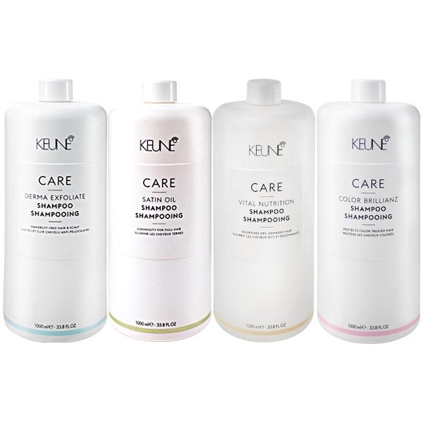 KEUNE CARE養護系列洗髮精(1000ml)【小三美日】D103608