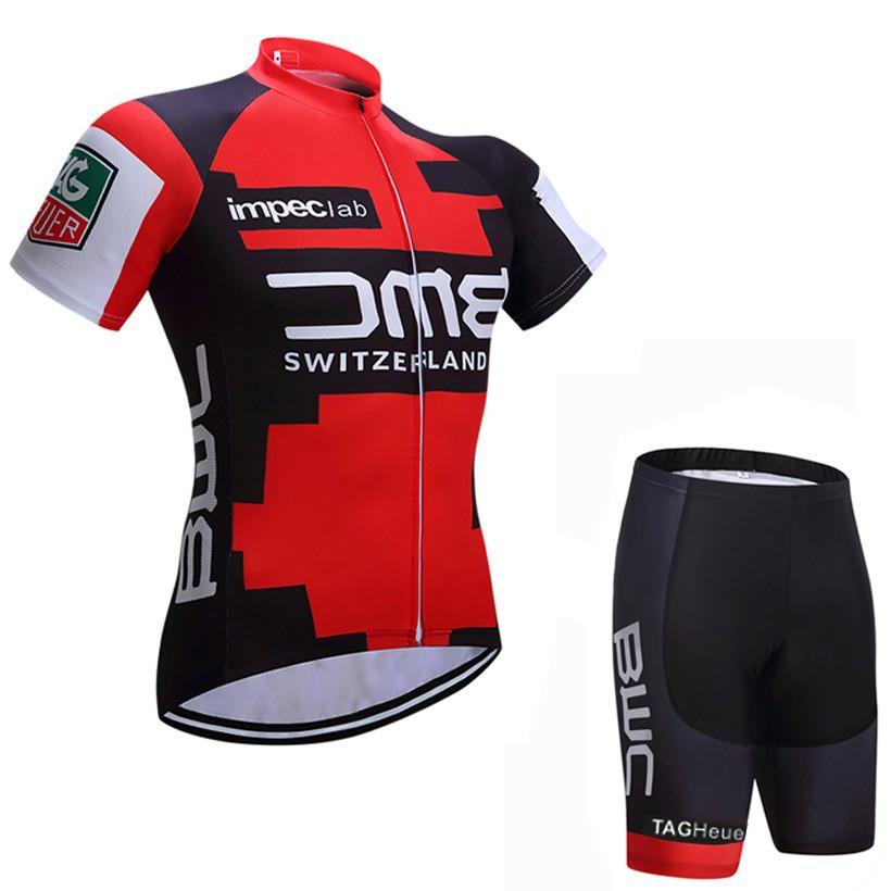BMC  夏季 新款車衣、車褲 山地自行單車衣裝備 短袖騎行服 滑輪服