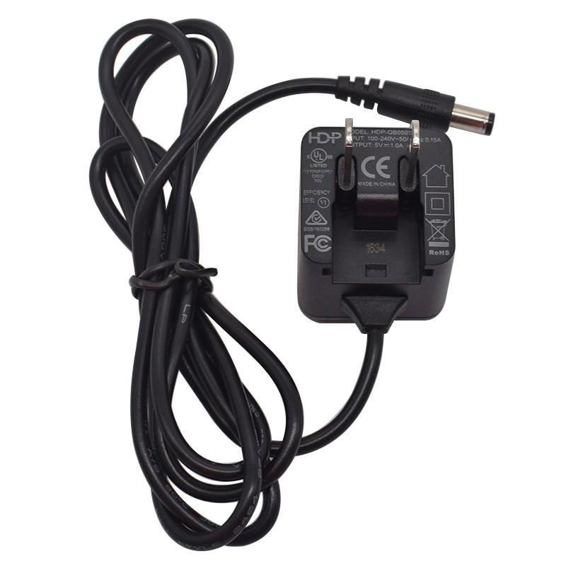 原裝美容儀NUFACE TRINITY mini充電器電源iHDP-QB05010C 5v1a