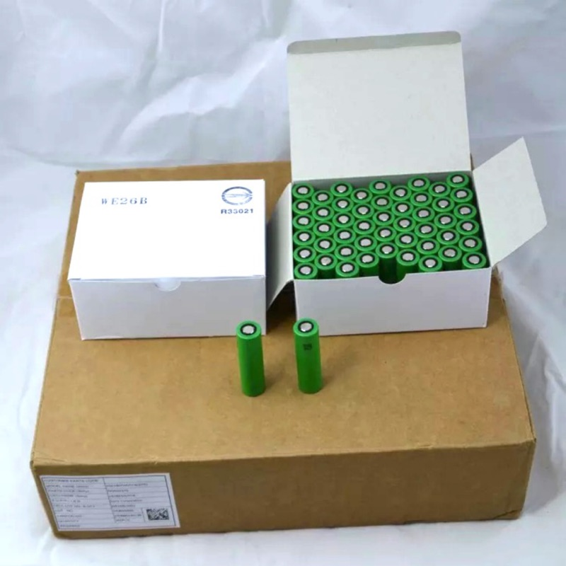 全新 Sony索尼 18650 VTC4 C5 C5A 原裝 綠皮 動力電池
