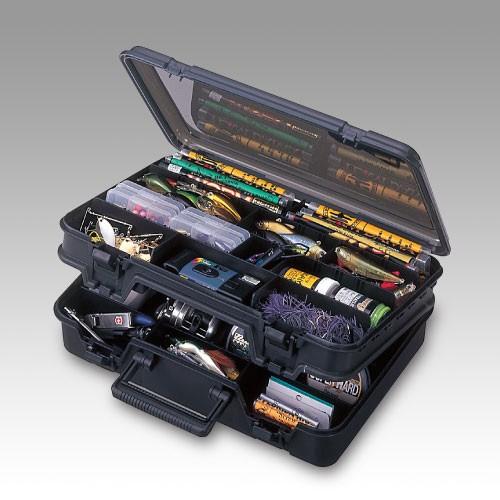 免運 限時優惠 日本明邦 3070路亞箱 MEIHO VS-3070雙層路亞箱 工具箱 餌箱 船釣箱贝