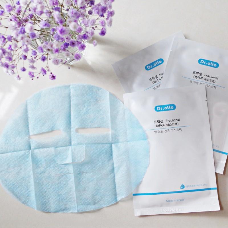 (一盒10片加贈2片)韓國整型診所出品 Dr otto 胎盤再生因子面膜