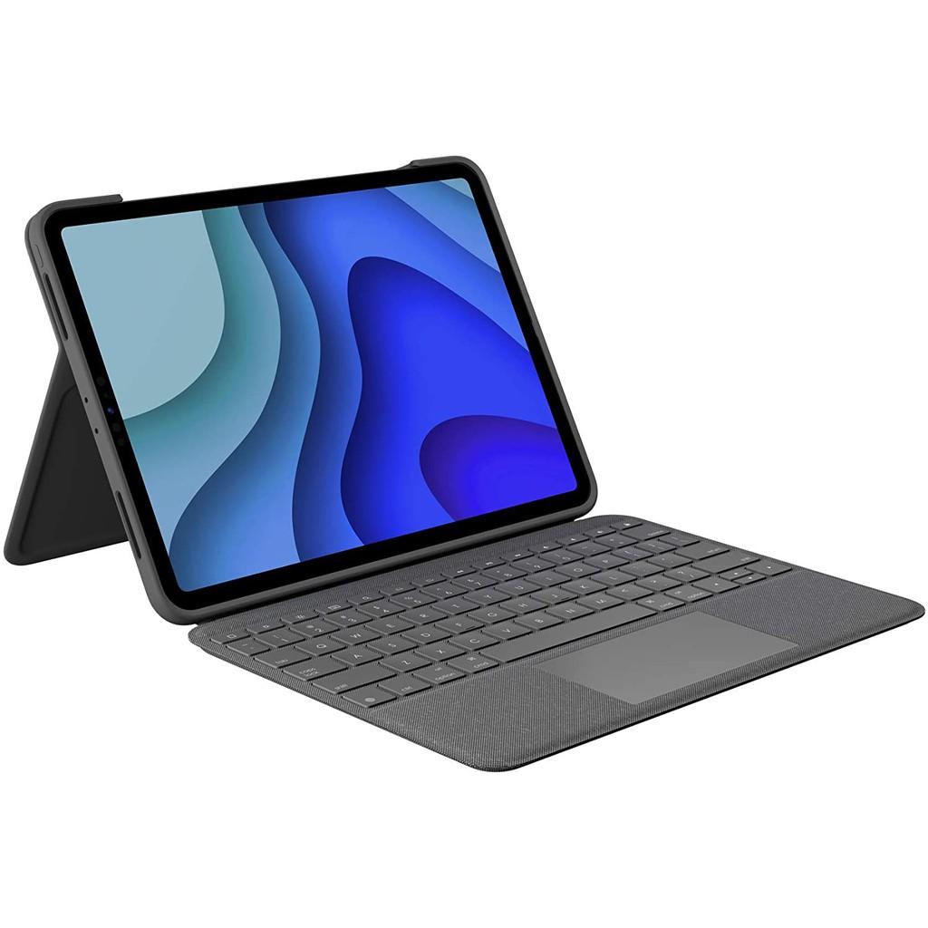 [美國代購] 羅技 Logitech Folio Touch 蘋果 iPad Air 4 iPad Pro 保護殼 鍵盤