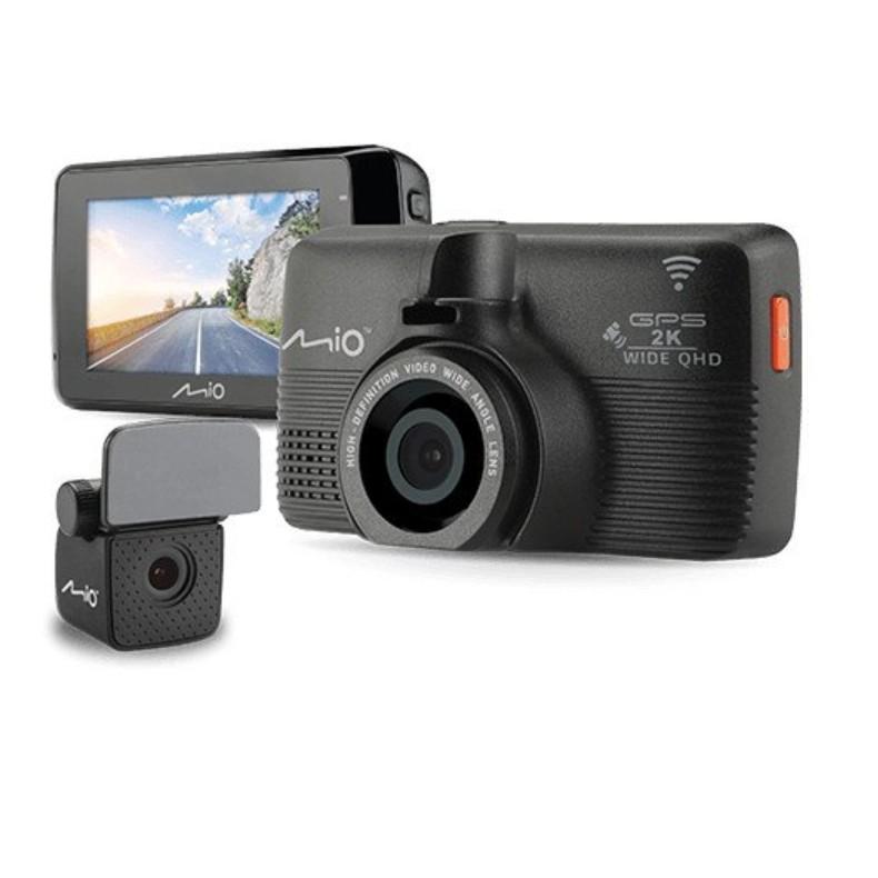 【送三好禮】 MIO 798 +A40= 798D 雙鏡頭 WIFI GPS測速器 + 行車記錄器 三年保固