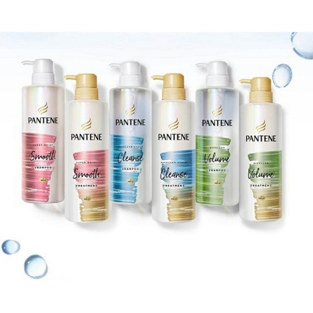 👉新品上市👈PANTENE 潘婷  淨化極潤系列 洗髮露/護髮精華素 500ml