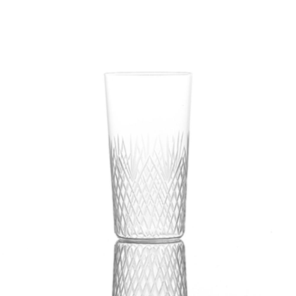 【日本廣田硝子】東京復刻BRUNCH玻璃水杯-共5款《拾光玻璃》 玻璃杯