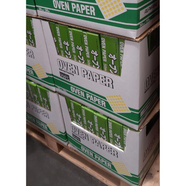 好市多 食物烹調專用紙 烹飪紙 烤盤紙 一卷