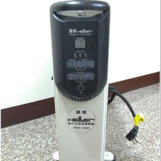 嘉儀HELLER 12片葉片式恆溫電暖爐  KED312T 雲林縣
