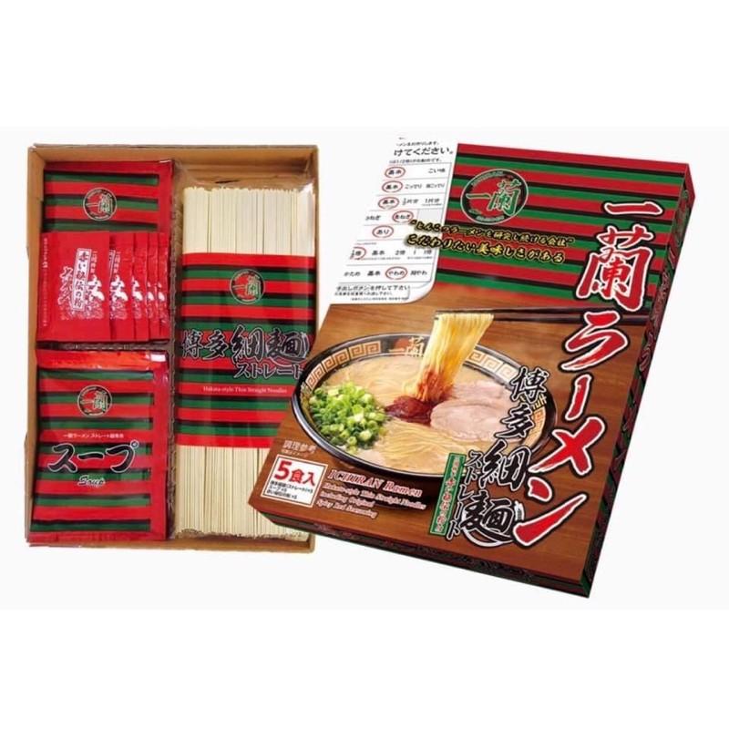 日本🇯🇵超人氣 一蘭拉麵/泡麵🍜