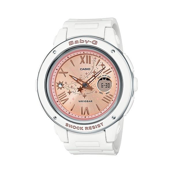 Casio卡西歐 │ 日本 │ BABY-G手錶 BGA-150ST-7A