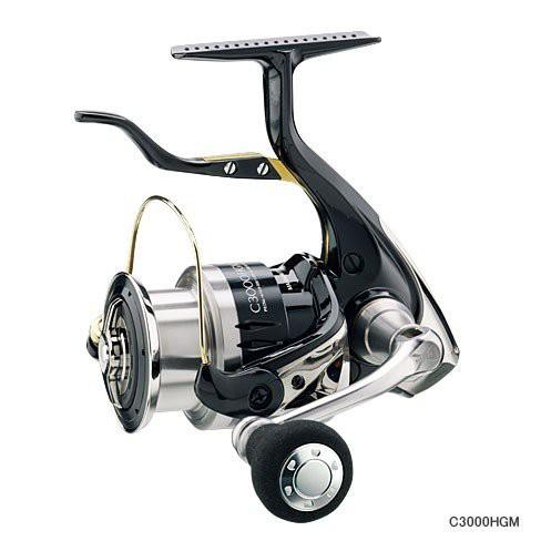 SHIMANO EXSENCE LB C3000HGM (03194)軟絲手煞車捲線器【百有釣具】頂級款