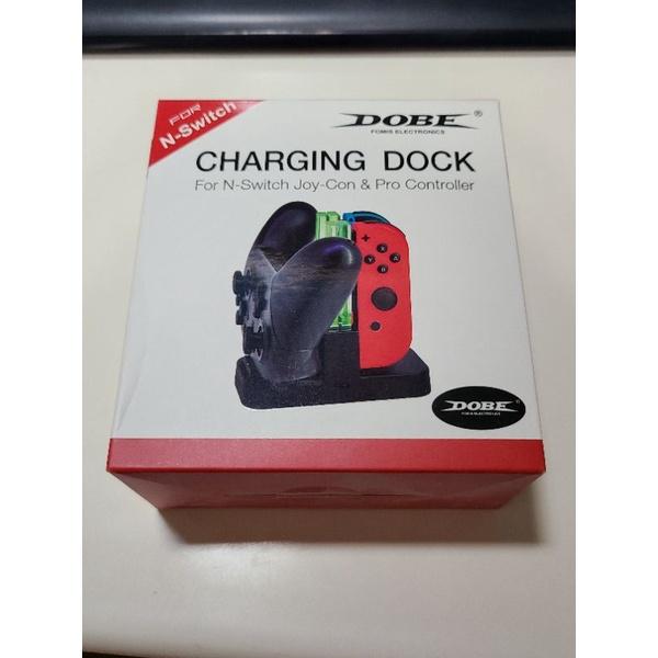 [二手] Nintendo Switch Joy con 充電座