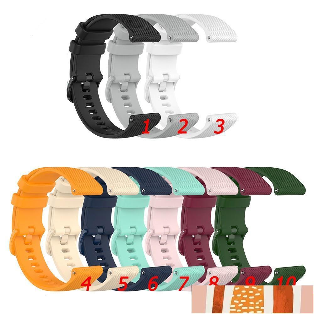 Annie的小店Garmin vivolife悠遊卡智慧手錶錶帶 替換腕帶 vivolife小格紋錶帶 矽膠錶帶 手