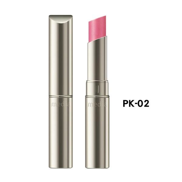 媚點晶透唇膏PK-214545 2.5g【康是美】