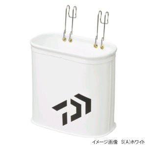濱海釣具 Daiwa 側袋 置物袋 釣魚包(A)白色