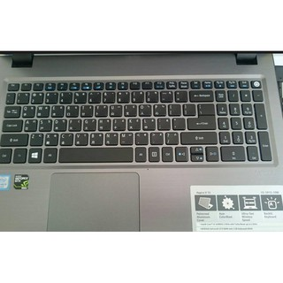 臺灣出貨-ACER V5-591G-598J鍵盤膜 V5-591G-586G  鍵盤保護膜 3C 臺南市