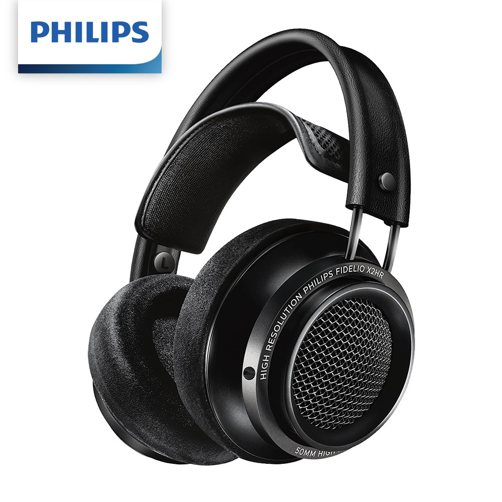 Philips X2HR Fidelio頭戴式耳機(公司貨 原廠一年保)