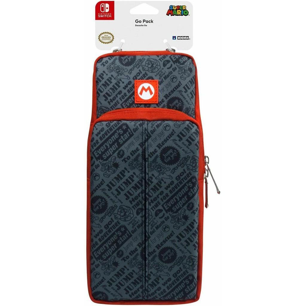 【Nintendo Switch 周邊】HORI 單肩側背包 (瑪莉歐)