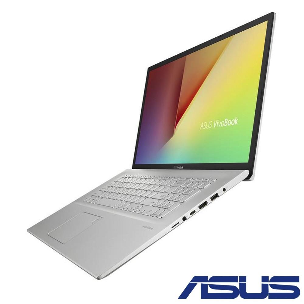 [ASUS-Vivobook-17]-X712FA 冰河銀 華碩高效能高CP值 電影追劇大螢幕 開學季