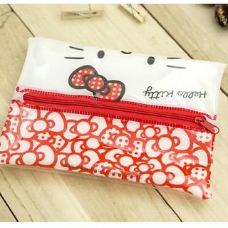 日本Hello Kitty 凱蒂貓 收納包 化妝包 手機包 相機包 行動電源包 筆袋 三麗鷗 里和 Riho 桃園市