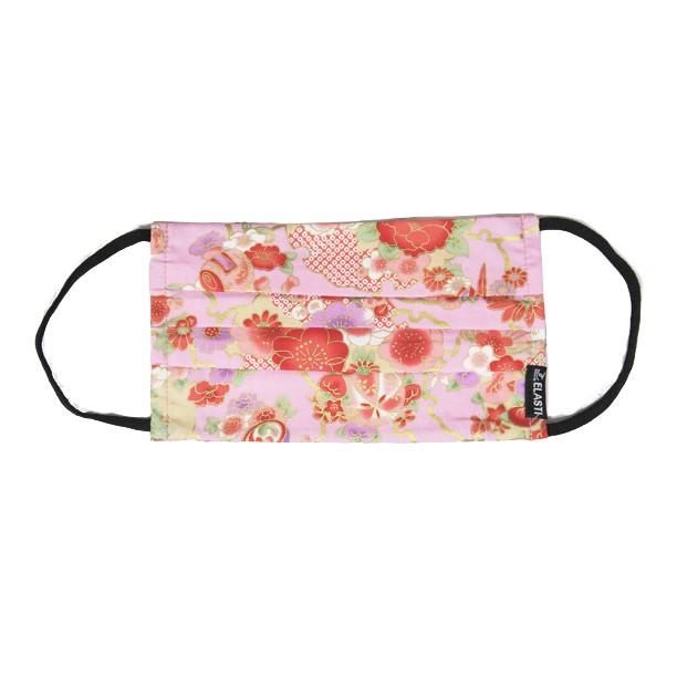 Elasti日式和風口罩-曇花乍現(買口罩送10片拋棄式濾片)