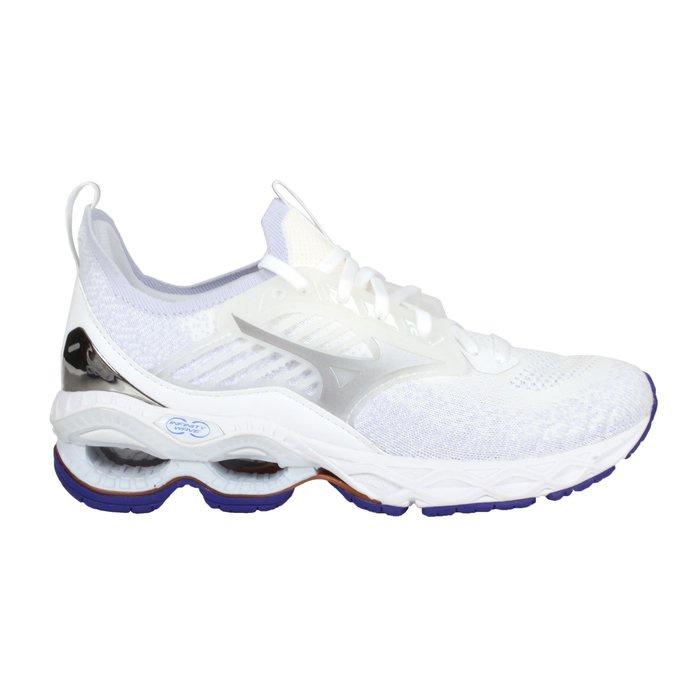 女款慢跑鞋 MIZUNO WAVE CREATION 22 WAVEKNIT